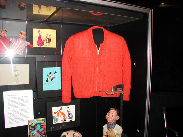 Mr. Roger's Sweater