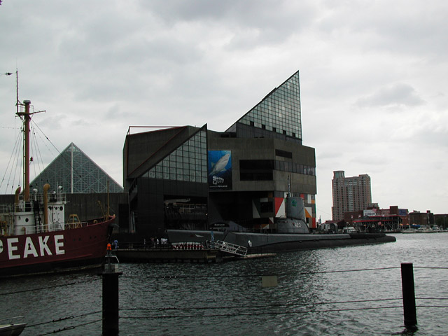 The Baltimore Aquarium