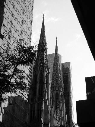 St. Patrick's Cathedral (on Fifth)