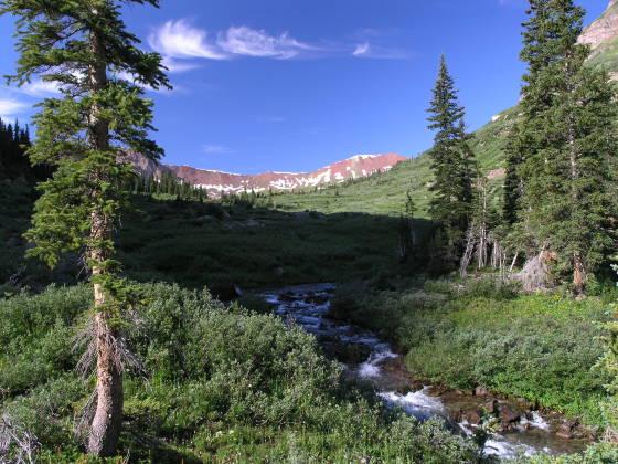 Maroon Bells-Snowmass Wilderness 4-Pass Loop - DenverDavis