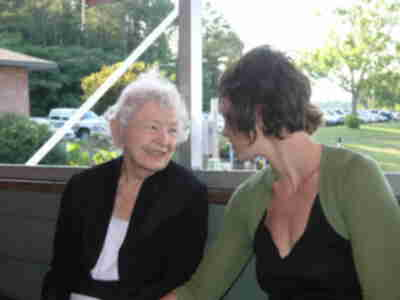 Grandmother and Julie