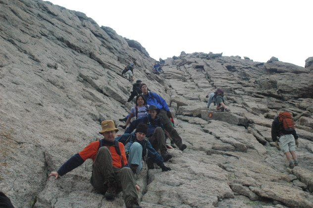 Longs Peak Keyhole Route DenverDavis